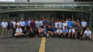 2017 NSF/PIRE Japan